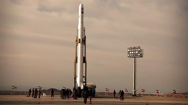 Nga sắp phóng vệ tinh cho Iran, Mỹ và đồng minh Trung Đông lo ngại - ảnh 1