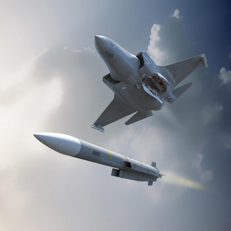 Siêu tên lửa Meteor và SPEAR 3 sẽ khiến F-35 của Anh, Ý vượt trội hơn F-35 Mỹ? - ảnh 2