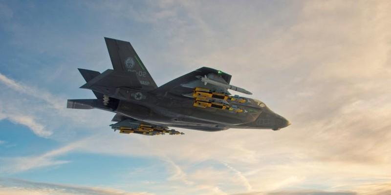 Siêu tên lửa Meteor và SPEAR 3 sẽ khiến F-35 của Anh, Ý vượt trội hơn F-35 Mỹ? - ảnh 1