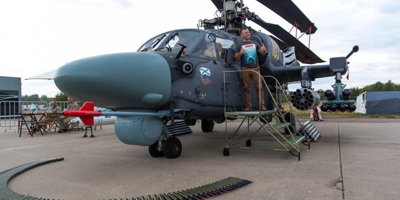 Vì sao Trung Quốc loại trực thăng nội địa Z-10 để mua 'cá sấu' Ka-52K của Nga? - ảnh 2