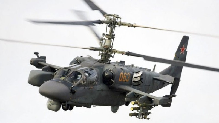 Vì sao Trung Quốc loại trực thăng nội địa Z-10 để mua 'cá sấu' Ka-52K của Nga? - ảnh 1