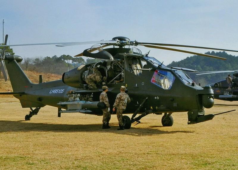 Vì sao Trung Quốc loại trực thăng nội địa Z-10 để mua 'cá sấu' Ka-52K của Nga? - ảnh 3