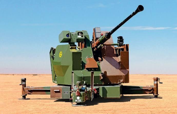 Ấn Độ biến pháo phòng không thời Thế chiến 2 thành sát thủ diệt UAV hiện đại - ảnh 3