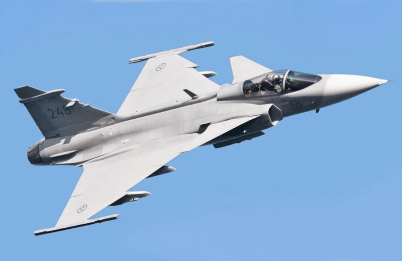 Là đối thủ đáng gờm của F-35 nhưng điều gì khiến Saab Gripen thua về doanh số? - ảnh 1