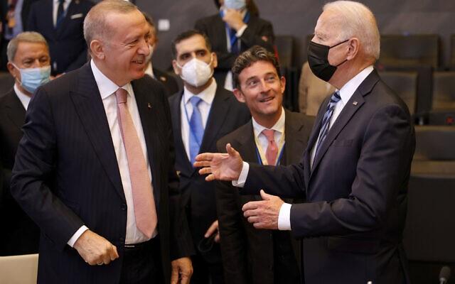 Chuyên gia: Để mất đồng minh Thổ Nhĩ Kỳ, Mỹ sẽ trả giá đắt - ảnh 1