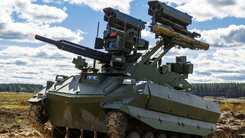 Nga đang xây dựng một đội quân robot chiến đấu khổng lồ - ảnh 4