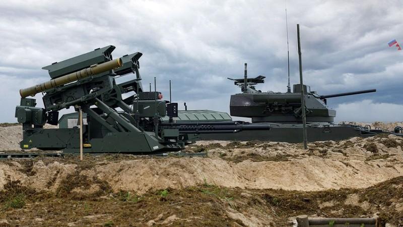 Nga đang xây dựng một đội quân robot chiến đấu khổng lồ - ảnh 1