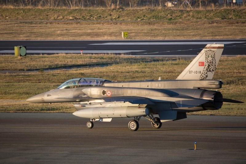 Thổ Nhĩ Kỳ tính nâng cấp F-16 để thế F-35 nhưng quyết không từ bỏ tiêm kích Mỹ - ảnh 1