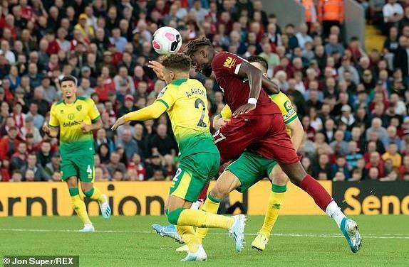 Hạ gục Norwich, Liverpool khai hội Premier League tưng bừng - ảnh 4