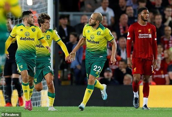 Hạ gục Norwich, Liverpool khai hội Premier League tưng bừng - ảnh 6