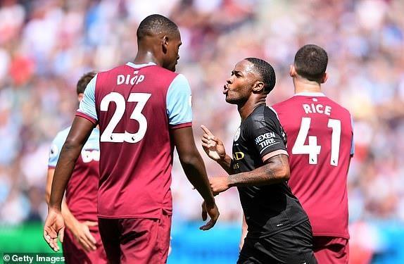 Sterling lập hat trick, Man. City thắng tưng bừng West Ham - ảnh 6