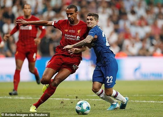 Thắng khó Chelsea, Liverpool vô địch siêu cúp sau 14 năm - ảnh 1