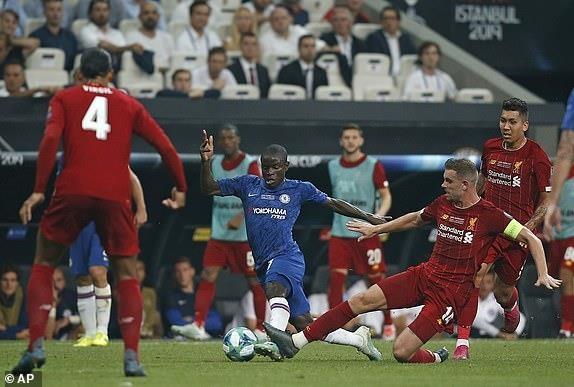 Thắng khó Chelsea, Liverpool vô địch siêu cúp sau 14 năm - ảnh 5