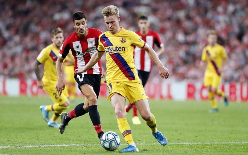 Không Messi, Barca thua sốc Bilbao ngay trận khai mạc La Liga - ảnh 2