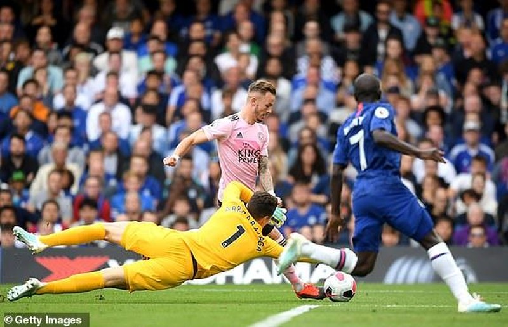 Hòa thất vọng Leicester City, Chelsea lâm nguy - ảnh 5