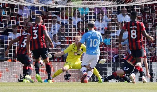 Aguero lập cú đúp, Man.City áp sát Liverpool - ảnh 6