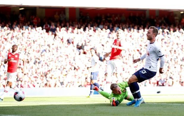 Rượt đuổi tỷ số, Arsenal hòa kịch tính Tottenham tại Emirates - ảnh 2