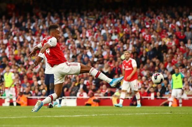 Rượt đuổi tỷ số, Arsenal hòa kịch tính Tottenham tại Emirates - ảnh 7