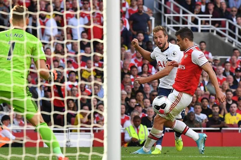 Rượt đuổi tỷ số, Arsenal hòa kịch tính Tottenham tại Emirates - ảnh 6