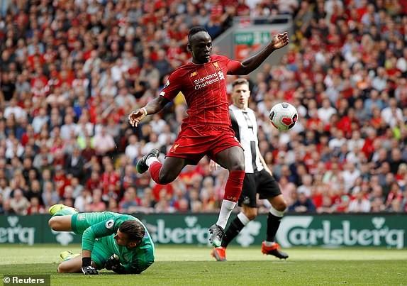 Mane tỏa sáng, Liverpool ngược dòng tưng bừng trước Newcastle - ảnh 4