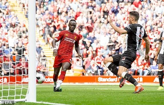 Mane tỏa sáng, Liverpool ngược dòng tưng bừng trước Newcastle - ảnh 5