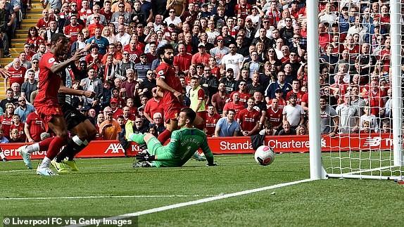 Mane tỏa sáng, Liverpool ngược dòng tưng bừng trước Newcastle - ảnh 6