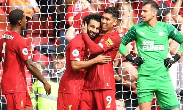Mane tỏa sáng, Liverpool ngược dòng tưng bừng trước Newcastle - ảnh 7