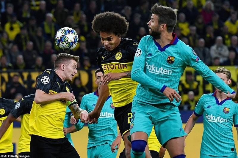 Barca hòa chật vật Dortmund, Inter 'toát mồ hôi' có 1 điểm - ảnh 5