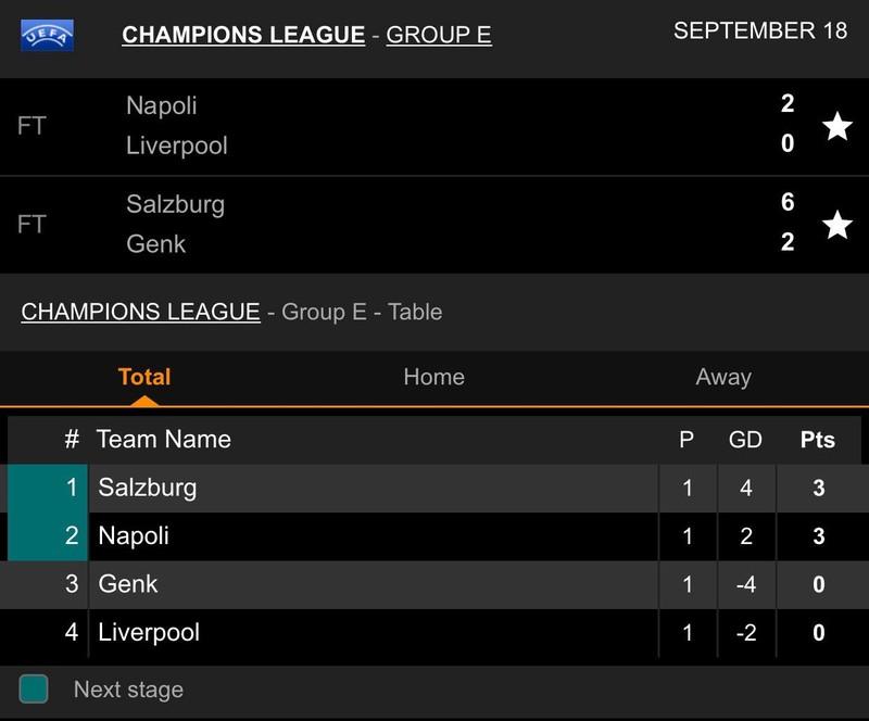 Hậu vệ mắc sai lầm, Liverpool thảm bại trước Napoli - ảnh 7