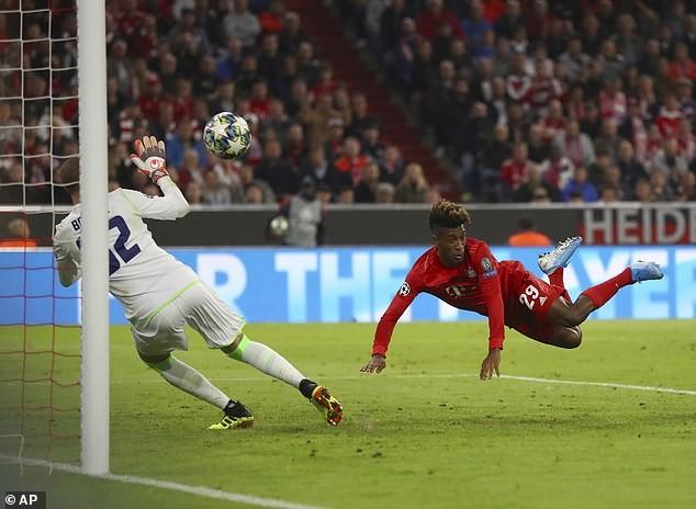 'Hùm xám' chiếm ngôi đầu, Tottenham chia điểm tiếc nuối - ảnh 4
