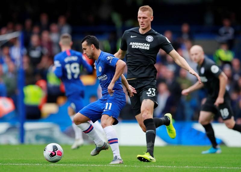 Bùng nổ trong hiệp hai, Chelsea hạ gục Brighton áp sát tốp 4 - ảnh 1