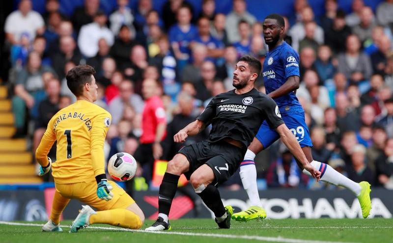 Bùng nổ trong hiệp hai, Chelsea hạ gục Brighton áp sát tốp 4 - ảnh 2