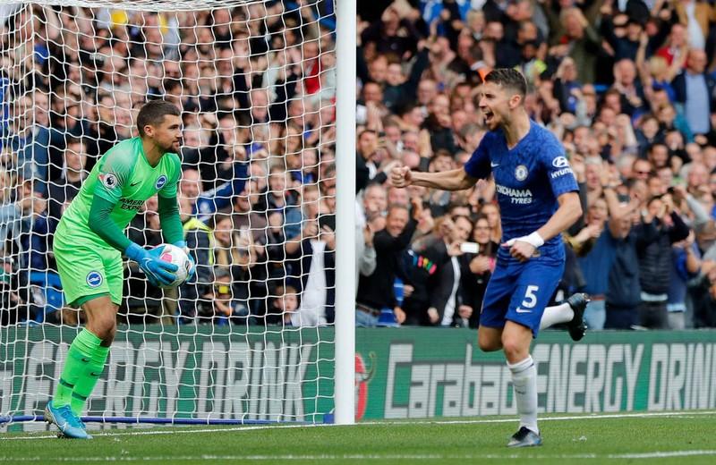 Bùng nổ trong hiệp hai, Chelsea hạ gục Brighton áp sát tốp 4 - ảnh 5