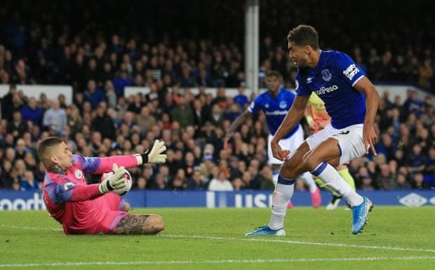 Thắng kịch tính Everton, Man. City tiếp tục bám đuổi Liverpool - ảnh 6
