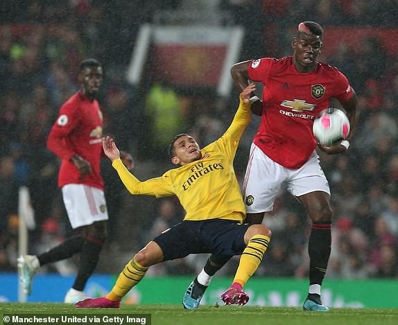 Hậu vệ mắc sai lầm, MU bị Arsenal cầm chân tại Old Trafford - ảnh 2