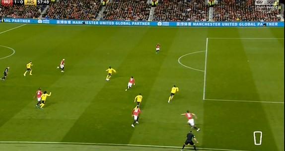 Hậu vệ mắc sai lầm, MU bị Arsenal cầm chân tại Old Trafford - ảnh 6