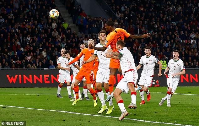 Đức, Hà Lan cùng thắng, Bale giúp xứ Wales cầm hòa Croatia - ảnh 1