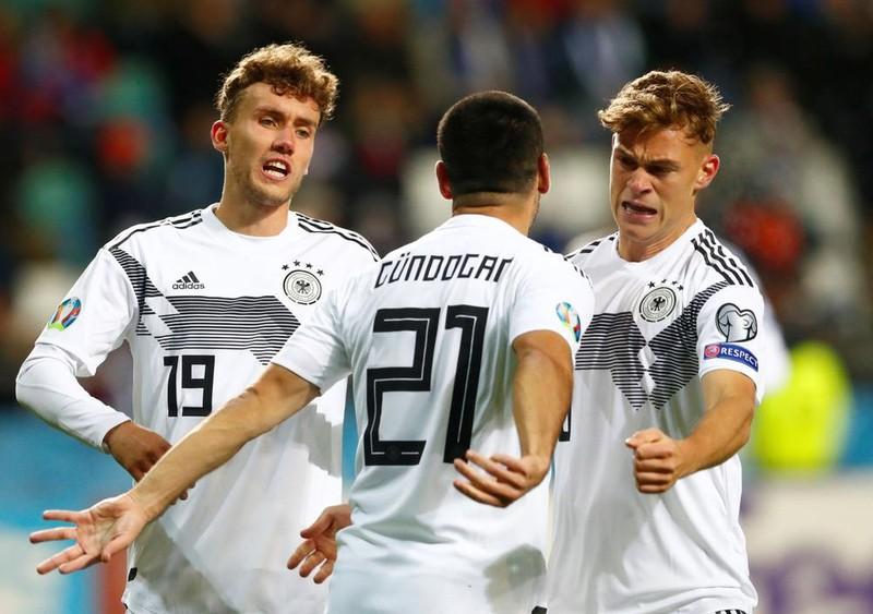 Đức, Hà Lan cùng thắng, Bale giúp xứ Wales cầm hòa Croatia - ảnh 4