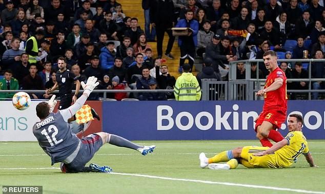 Đức, Hà Lan cùng thắng, Bale giúp xứ Wales cầm hòa Croatia - ảnh 6