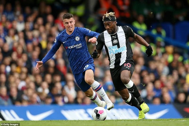 Hậu vệ lập công, Chelsea thắng nhọc Newcastle trên sân nhà  - ảnh 1