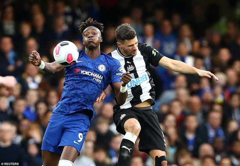 Hậu vệ lập công, Chelsea thắng nhọc Newcastle trên sân nhà  - ảnh 3