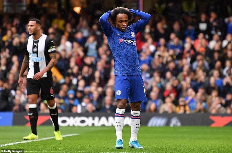 Hậu vệ lập công, Chelsea thắng nhọc Newcastle trên sân nhà  - ảnh 2