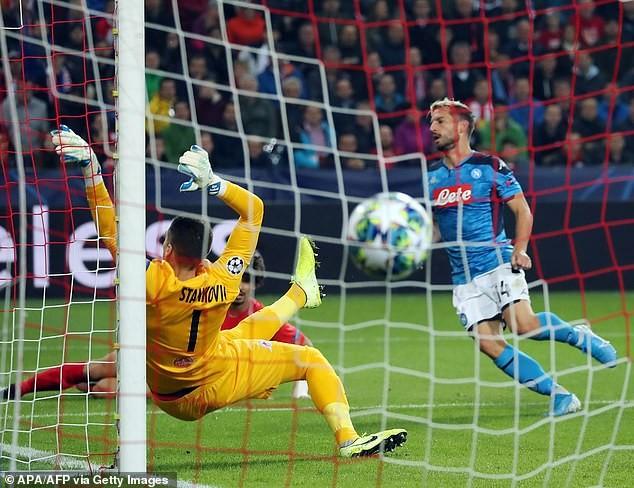 Liverpool thắng tưng bừng, Napoli hạ Salzburg kịch tính - ảnh 5