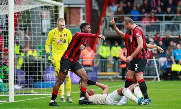 Cột dọc từ chối bàn thắng, MU thua đau trên sân Bournemouth - ảnh 7