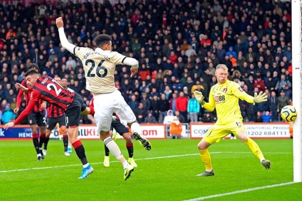Cột dọc từ chối bàn thắng, MU thua đau trên sân Bournemouth - ảnh 6
