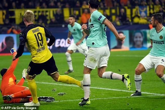 Dortmund ngược dòng kịch tính, Barca hòa muối mặt tại Nou Camp - ảnh 4