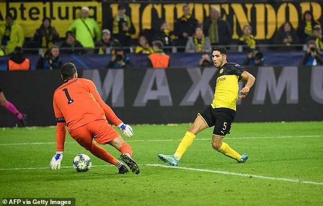 Dortmund ngược dòng kịch tính, Barca hòa muối mặt tại Nou Camp - ảnh 5