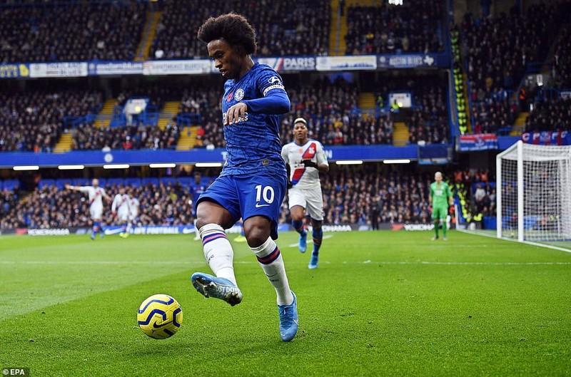 Hiệp 2 bùng nổ, Chelsea tạm soán ngôi nhì bảng của Man. City - ảnh 3