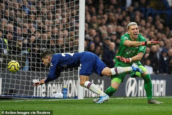 Hiệp 2 bùng nổ, Chelsea tạm soán ngôi nhì bảng của Man. City - ảnh 5