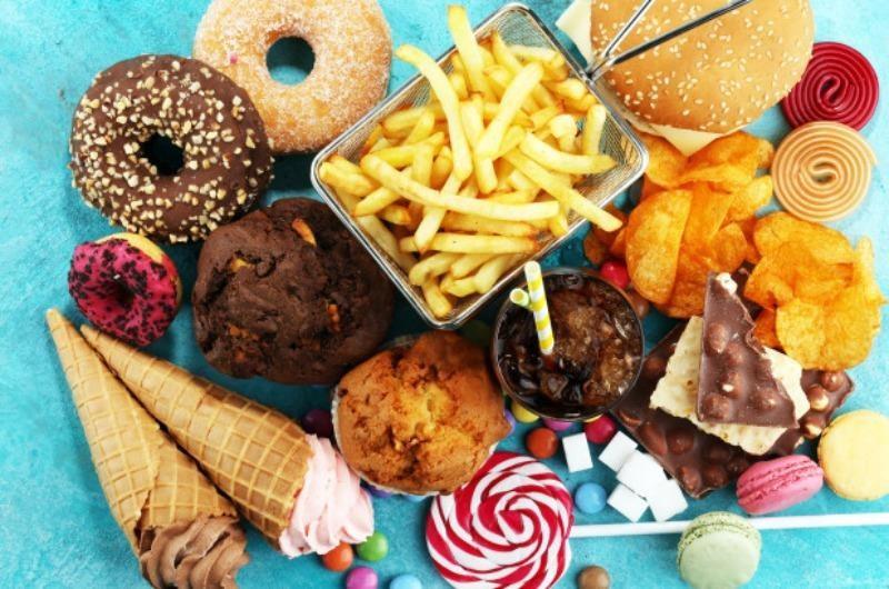 Những sai lầm trong ăn uống khiến cơ thể dễ tăng cân, béo phì - ảnh 2